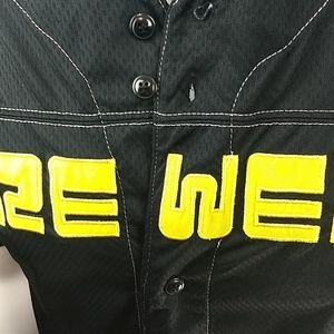 True Fan Shirts - BREWERS black MLB team jersey by True Fan